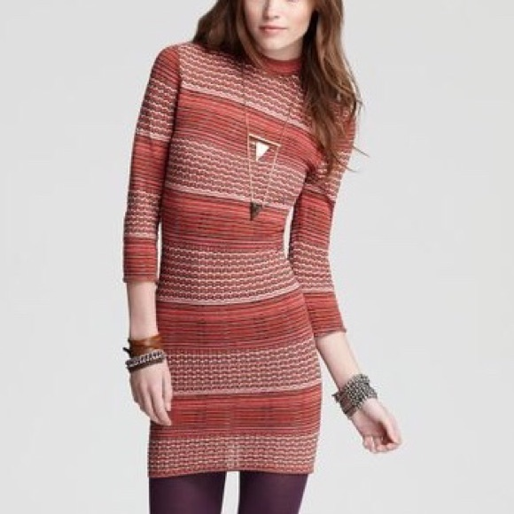 a596ffb4154 ⭐️FINAL SALE⭐ NWOT Free People Groovy Knit Dress